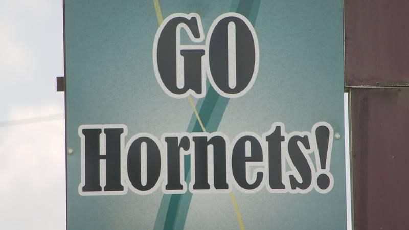 Go Hornets!