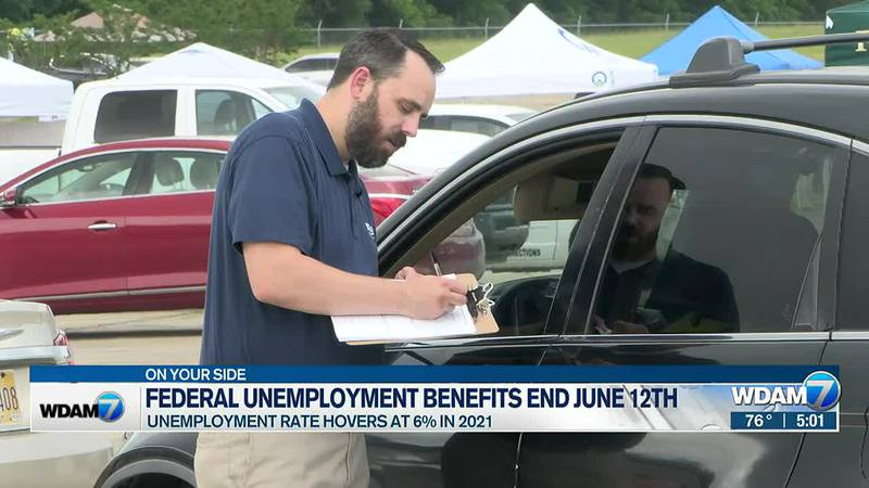 The Mississippi Department of Employment Security hosted a job fair in Hattiesburg Thursday to...
