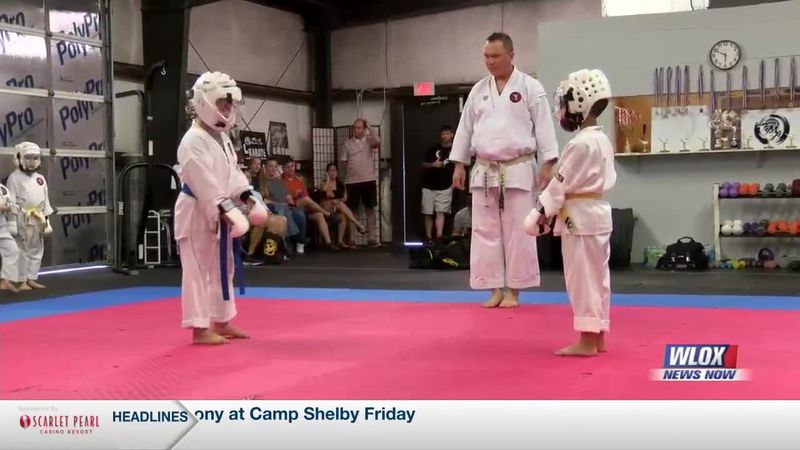 Like many businesses, an Ocean Springs martial arts dojo was affected greatly by the pandemic,...