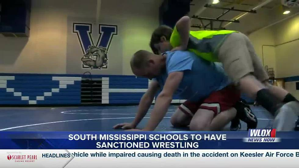 Mississippi remains the only state in the U.S. where high school wrestling is not sanctioned....