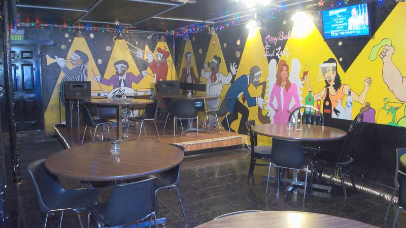 The Jazz Quarters Cafe, a Black-owned business in Gulfport, has managed to stay open despite...
