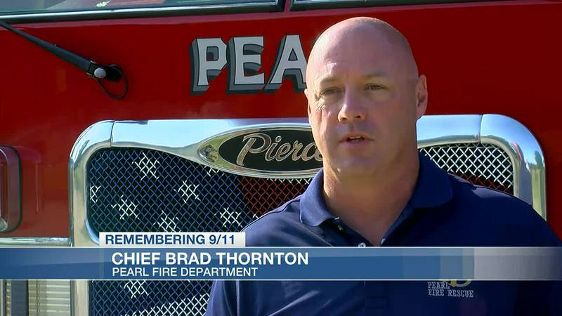 Three local first responders share their stories of working on 9/11