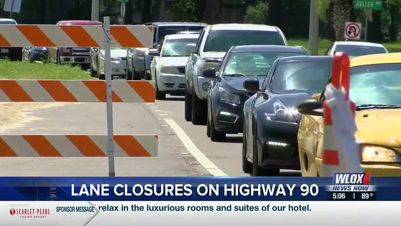 Both westbound lanes of traffic will be closed from Oak to Main Street on Thursday, July 22,...