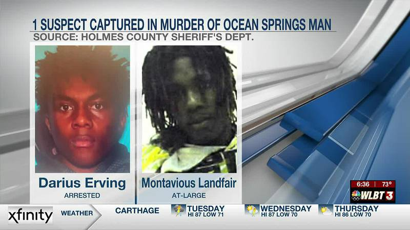 One arrested, one-at-large after Ocean Springs man killed in ATV purchase