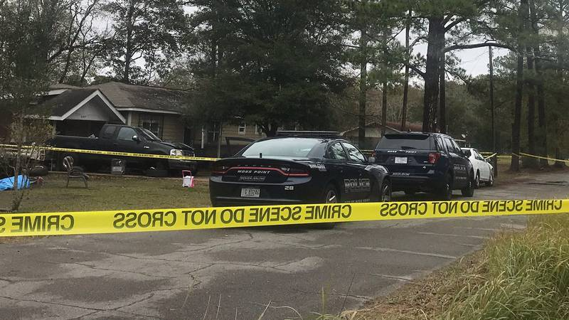 A man and a woman killed inside a house on Old Slag Road have been identified.