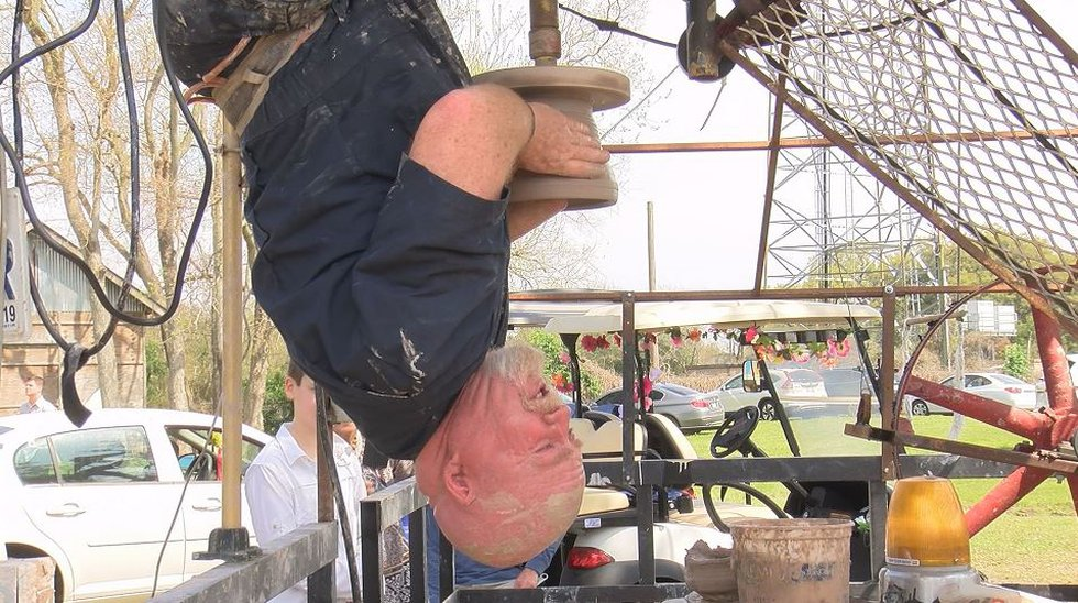 While the 100 Men Hall event was called a Honky Tonkin' Afternoon, it had much more to offer,...