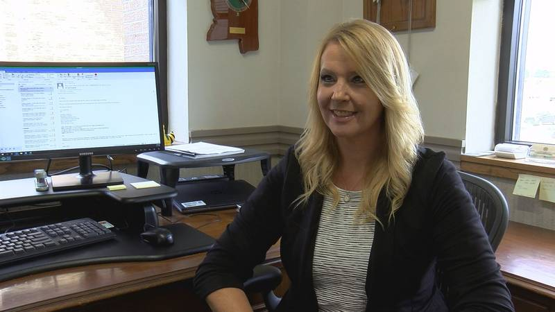 Katie Morrison is the new Installation Training Officer at the Naval Construction Battalion...