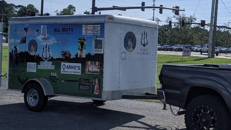 The Krewe of Neptune will be accepting donations Saturday at D'Iberville Moose Lodge to fill...