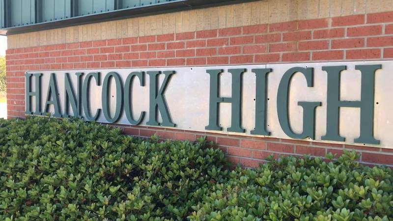 Many of the upgrades and repairs will take place at Hancock High School and the Hancock Career...