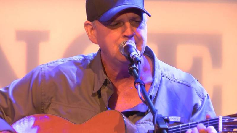 Award-winning songwriter Don Sampson was among the performers at the Reggie Bates Scholarship...