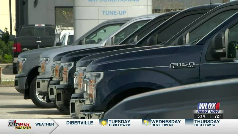 That global computer chip shortage is still a major challenge for local car dealers as...