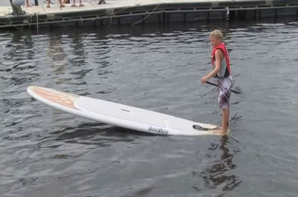 Win or lose, the racers said they were pleased to be able to spend a day on the water for a...