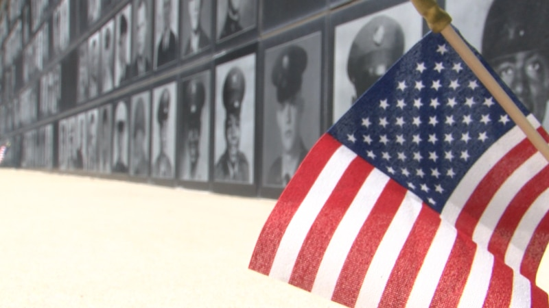 """""""In my own opinion veteran's day is about honoring those who hung up their uniform and went to..."""