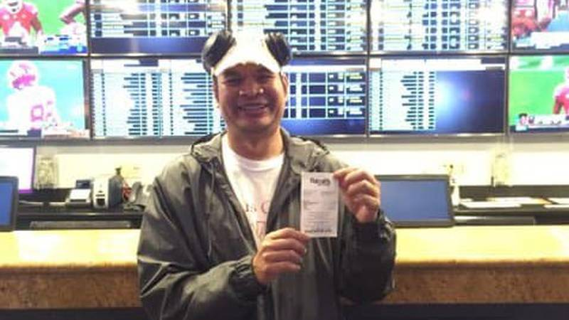 A Florida man made his recent trip to Biloxi an unforgettable one when he placed a bet on Tiger...