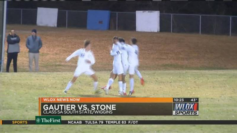 Stone wins a thriller over Gautier to claim the Class 5A South State Championship