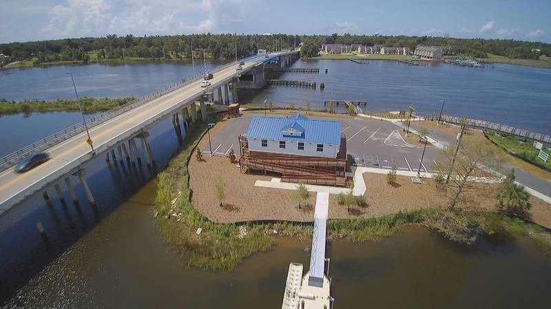 A new bridge is estimated to cost $75 million, which would include a nearly mile-long extension...