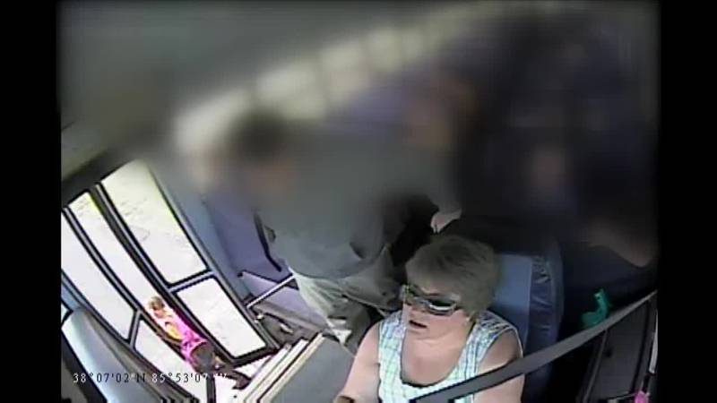 New video shows the terrifying moments when a 6-year-old child was dragged by a JCPS bus in 2015.