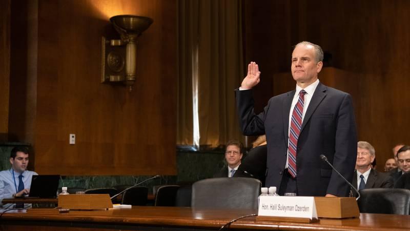 In June, President Trump nominated U.S. District Court Judge Sul Ozerden, a Gulfport native, to...