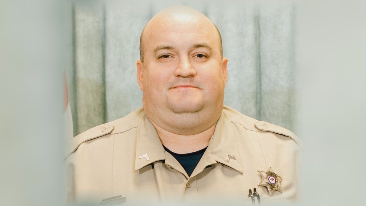 Cpl. Robert Verzal was with Jackson County Sheriff's Department for 10 years. He died Aug. 29,...