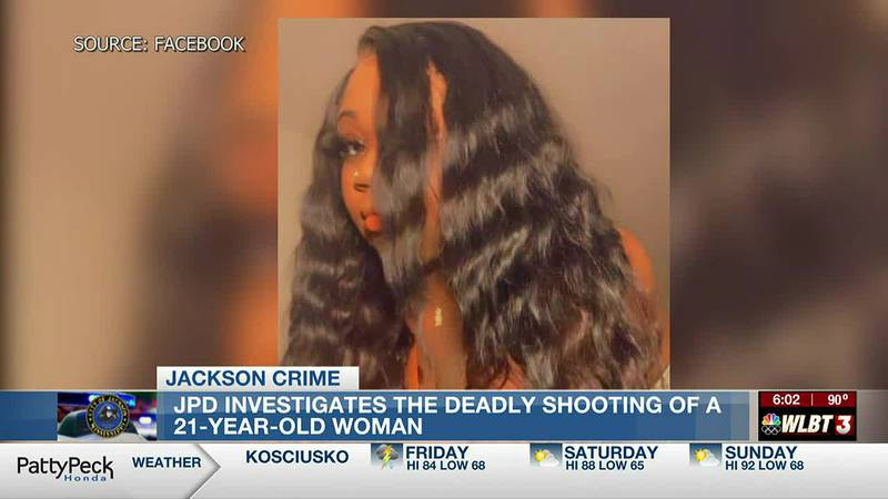 21-year-old woman shot multiple times, later dies after argument at Jackson convenience store