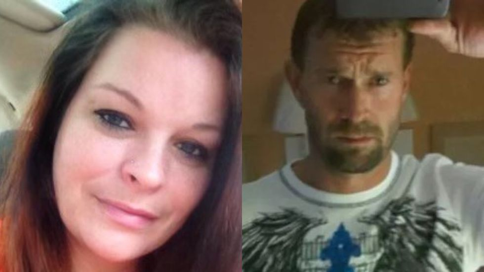 Cassie Bowman, left, and Jason Stone, right, were killed after police said a truck ...