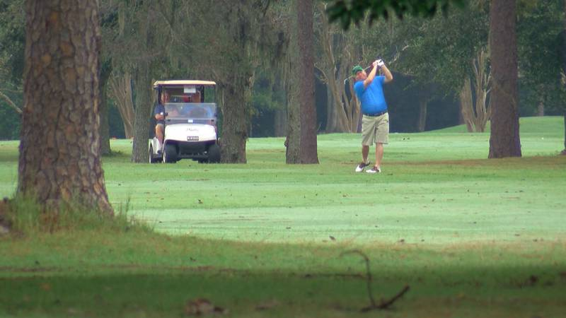 The Slavic Invitational is a huge tradition that tees off right here in south Mississippi.