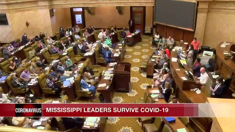 Mississippi leaders survive COVID-19