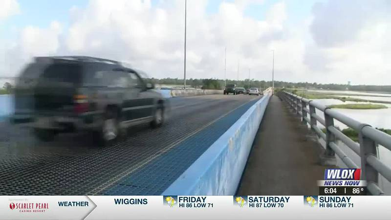 The Popp's Ferry Bridge is now back in satisfactory working order after crews worked on the...