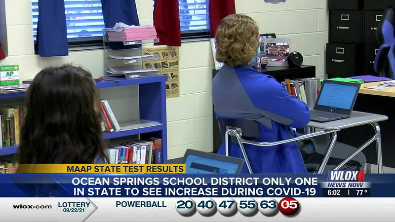 According to Mississippi Academic Assessment Program, school districts statewide saw test...