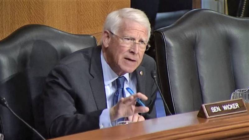 U.S. Senator Roger Wicker submitted a formal request to the Senate Environment and Public Works...