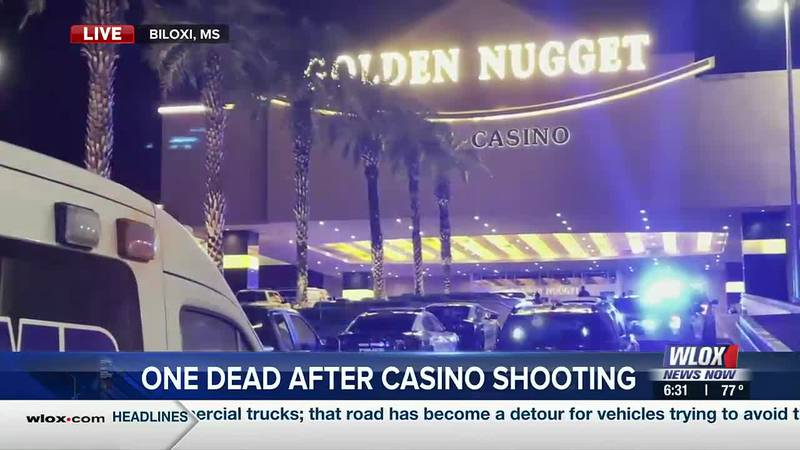 Police responded to Golden Nugget casino early Saturday morning to a report of a shooting on...