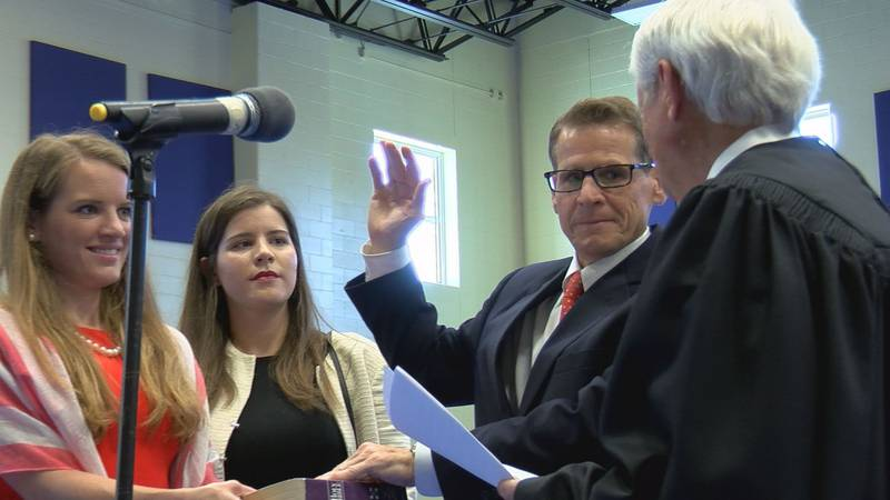 It is a new beginning in Pass Christian for the first time since 2006, the city has a new mayor.