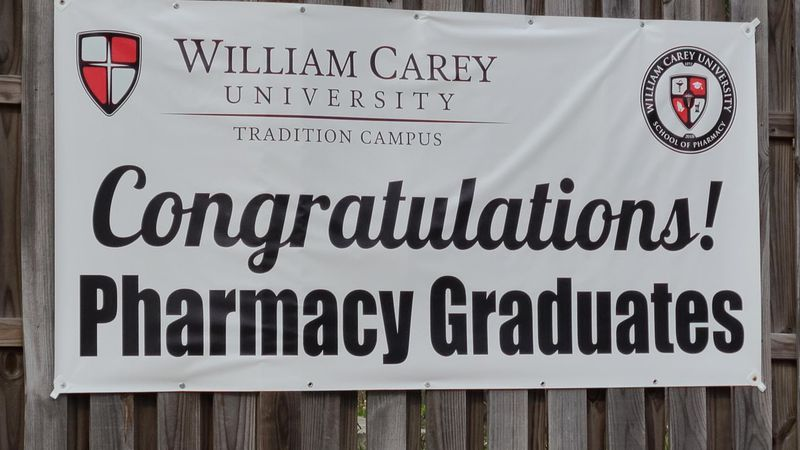 William Carey University celebrated its first class of Pharmacy School graduates over the...