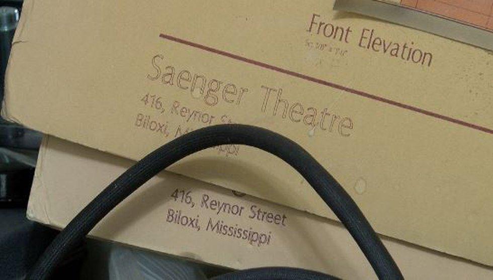 Historic Saenger Theater still slated for renovations