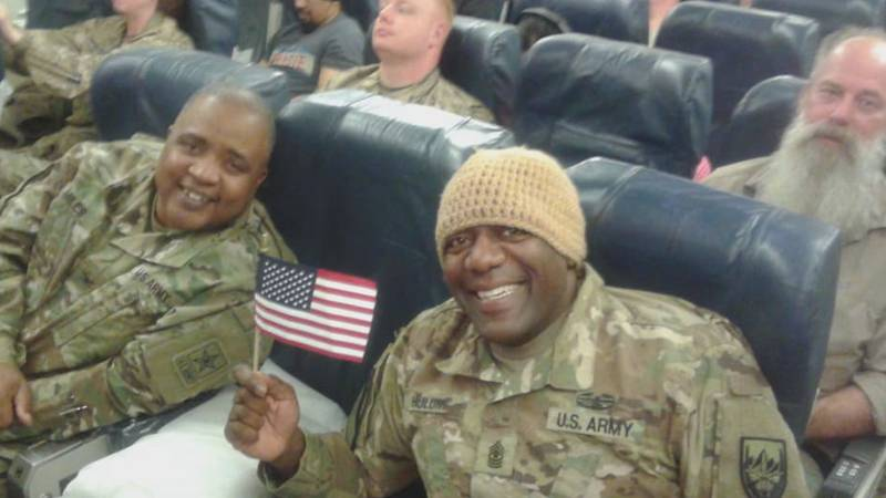 Retired U.S. Army Sgt. Maj. Jeffrey Hulum III of Gulfport did two tours of duty in Afghanistan....