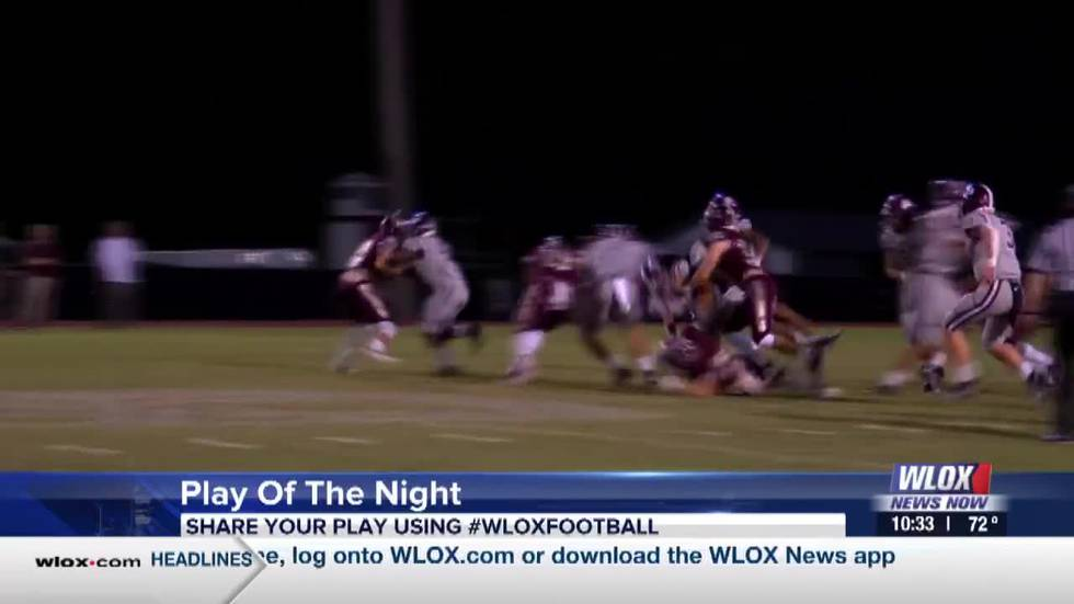 Play of the Night 10-22
