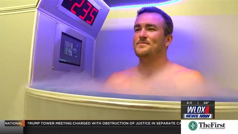 Many athletes swear by Cryotherapy, including Gulfport's hometown hero New York Yankees pitcher...