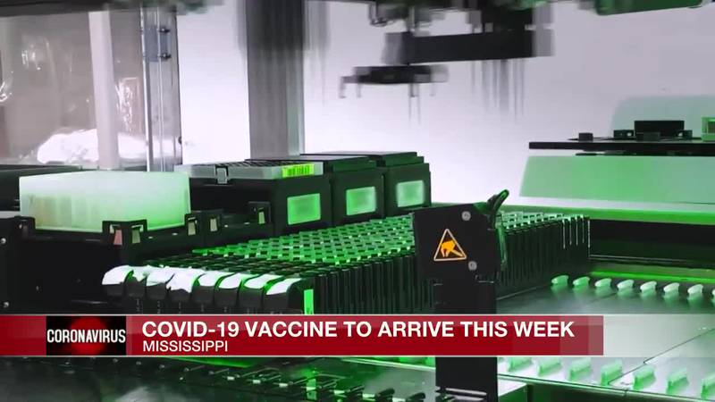 COVID-19 Vaccine to arrive this week