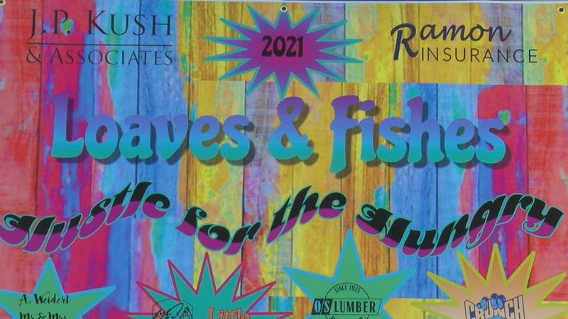 Fundraising effort more important than ever as Loaves & Fishes searches for a new home.