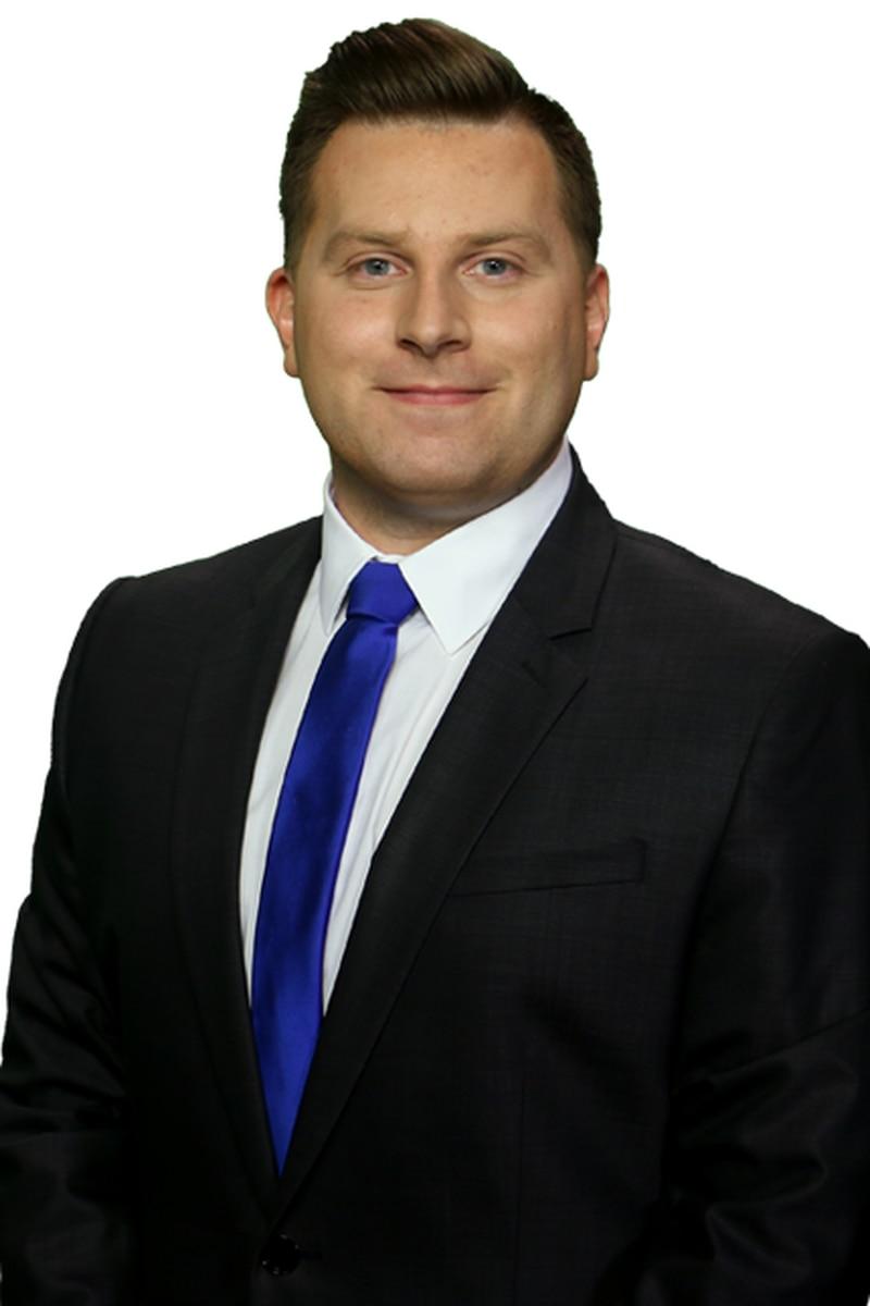 Headshot of Eric Jeansonne, Meteorologist