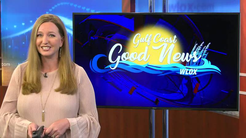 A look back at some of the stories that made us smile over the last week. It's Gulf Coast Good...