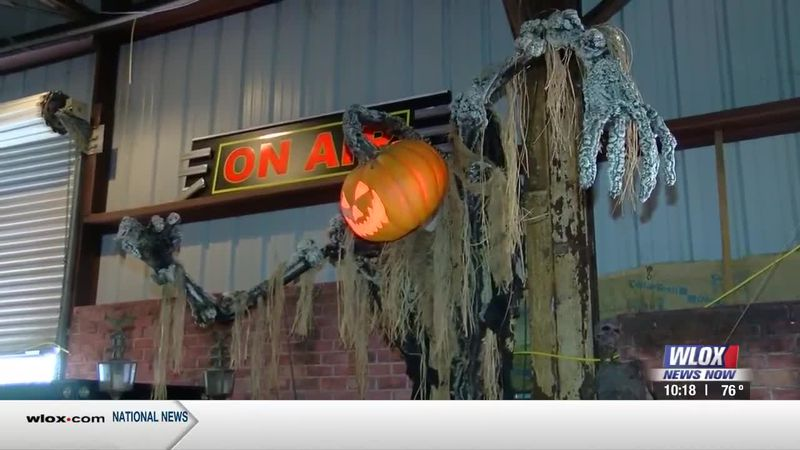 Owners of Terror on the Coast open their doors for fan-favorite horrors after reconstructing...