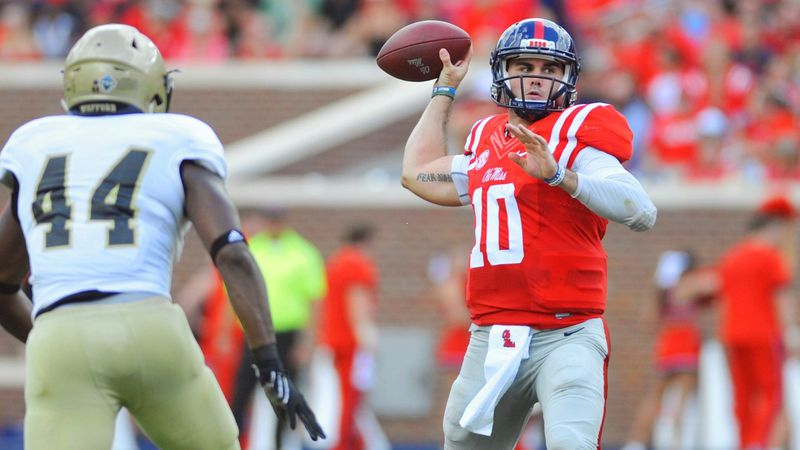 Ole Miss' Chad Kelly (Source: WMC Action News 5)