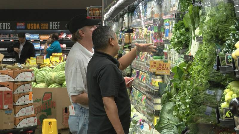 People say that East Biloxi lacks access to fresh, healthy food on a regular basis.