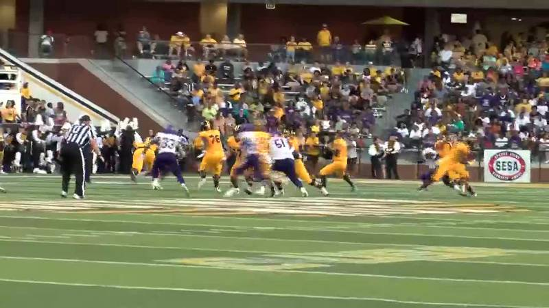 VIDEO: Southern Miss vs Alcorn State highlights