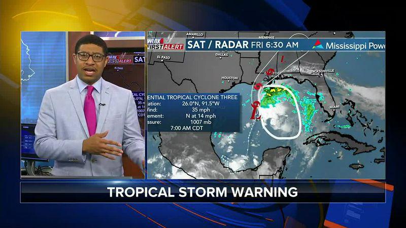 6-18-2021 7 AM tropical update