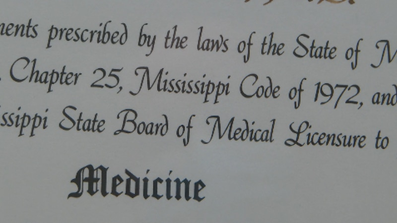 Mississippi doctors could lose their license for spreading COVID-19 misinformation.