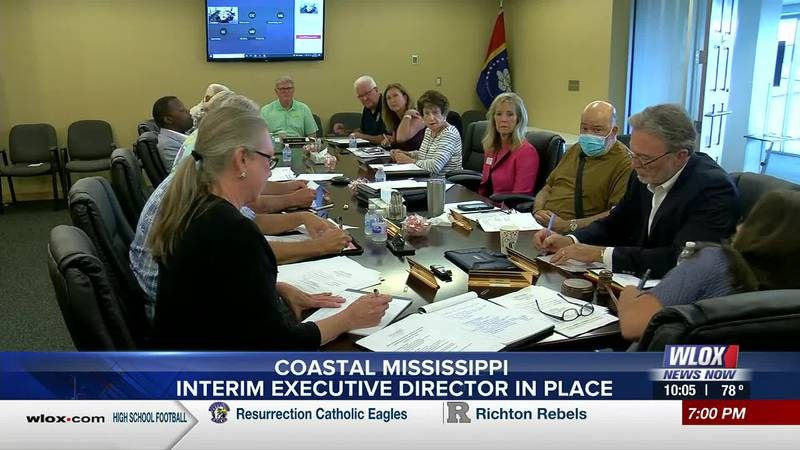 Coastal Mississippi's tourism commission met Thursday for the first time since controversial...