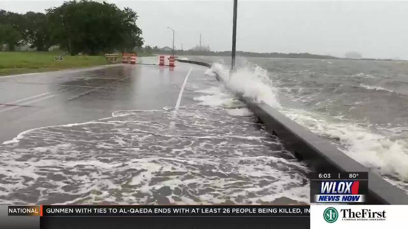 GF Default - LIVE REPORT: Officials respond to TS Barry aftermath in Harrison County