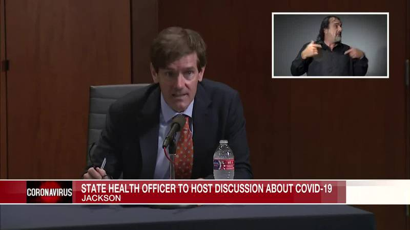 State health officer to host discussion about COVID-19